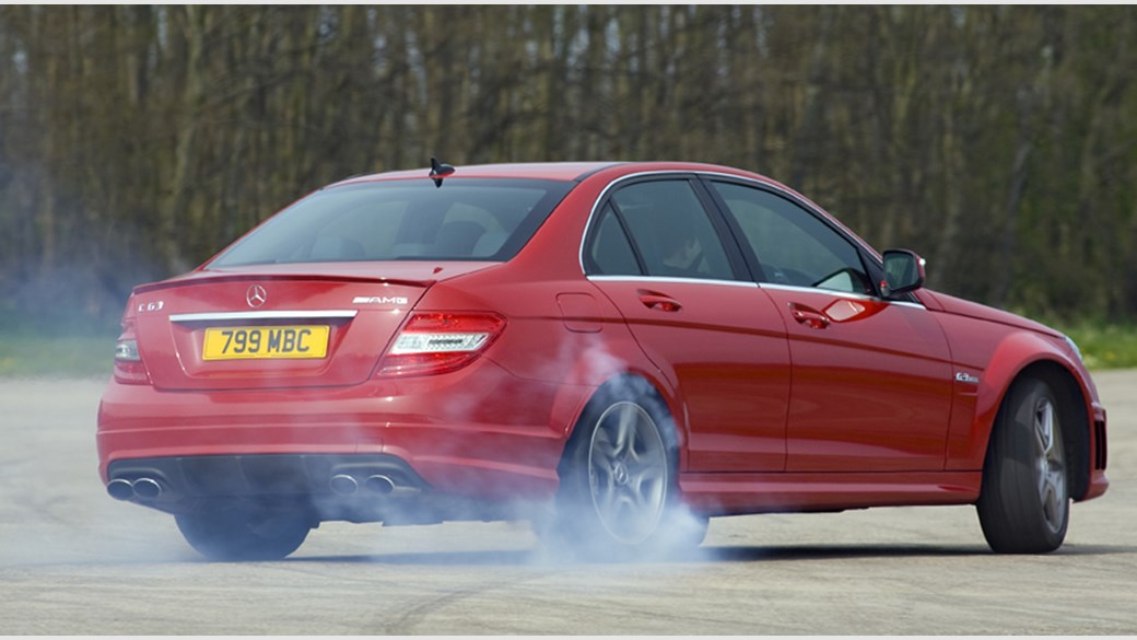 Mercedes C63 AMG Performance Package (2008) review | CAR Magazine