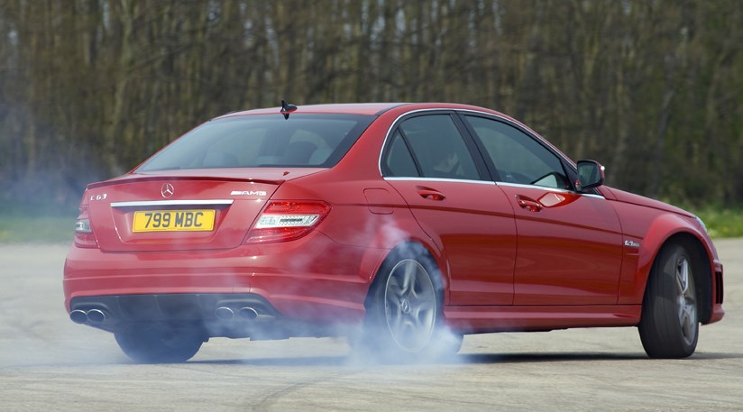 Mercedes C63 AMG Performance Package (2008) review | CAR