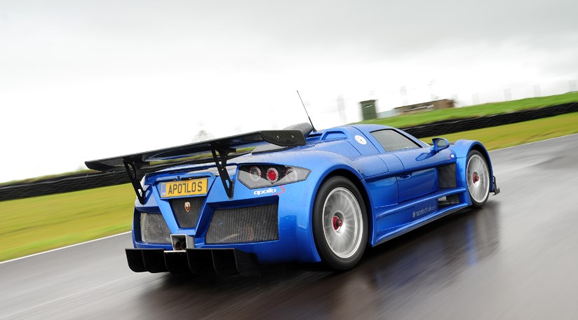 Gumpert Apollo S Review By Car Magazine