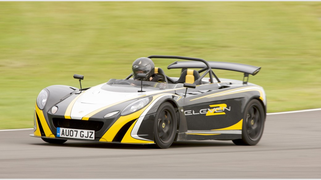 Lotus 2-Eleven s/c (2008) review by CAR Magazine