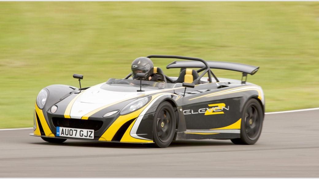 Lotus 2-Eleven s/c (2008) review | CAR Magazine