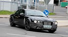 Jaguar XJ (2010) Scooped! Don't be fooled by the familiar lines - the new XJ will wear radical sheetmetal to take on BMW, Mercedes and Audi