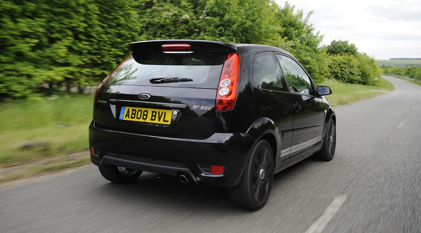 Ford Fiesta St500 2008 Review Car Magazine
