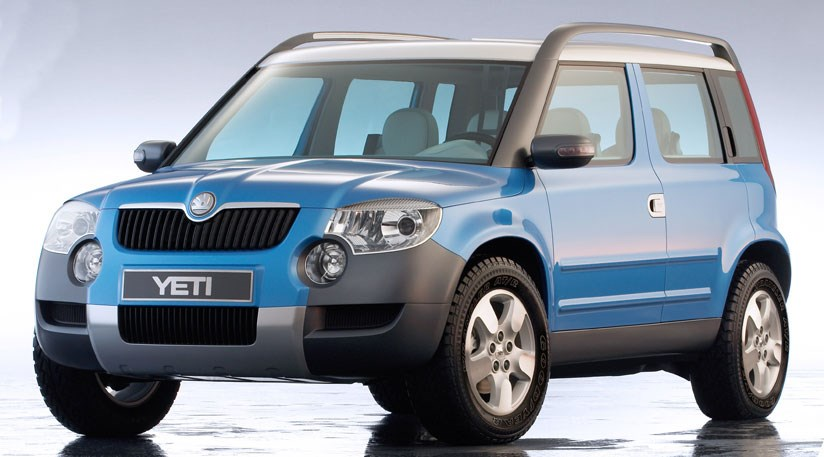 Yeti leads skoda growth spurt by car magazine