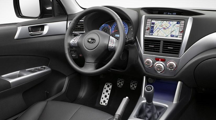 Subaru Forester 20d 2008 Review Car Magazine