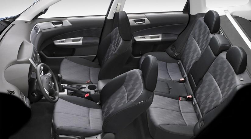 Subaru Forester 2 0D (2008) review | CAR Magazine