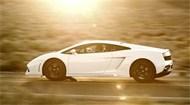 Lamborghini LP560-4 drive