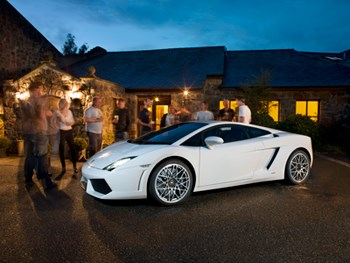 Performance car of the year winner - Lamborghini LP560-4