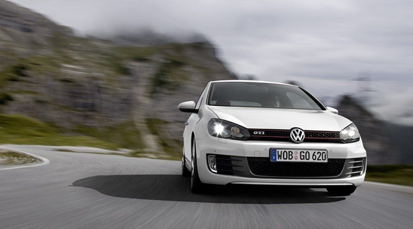 2008 Volkswagen Golf Gti Concept. The VW Golf GTI is back and