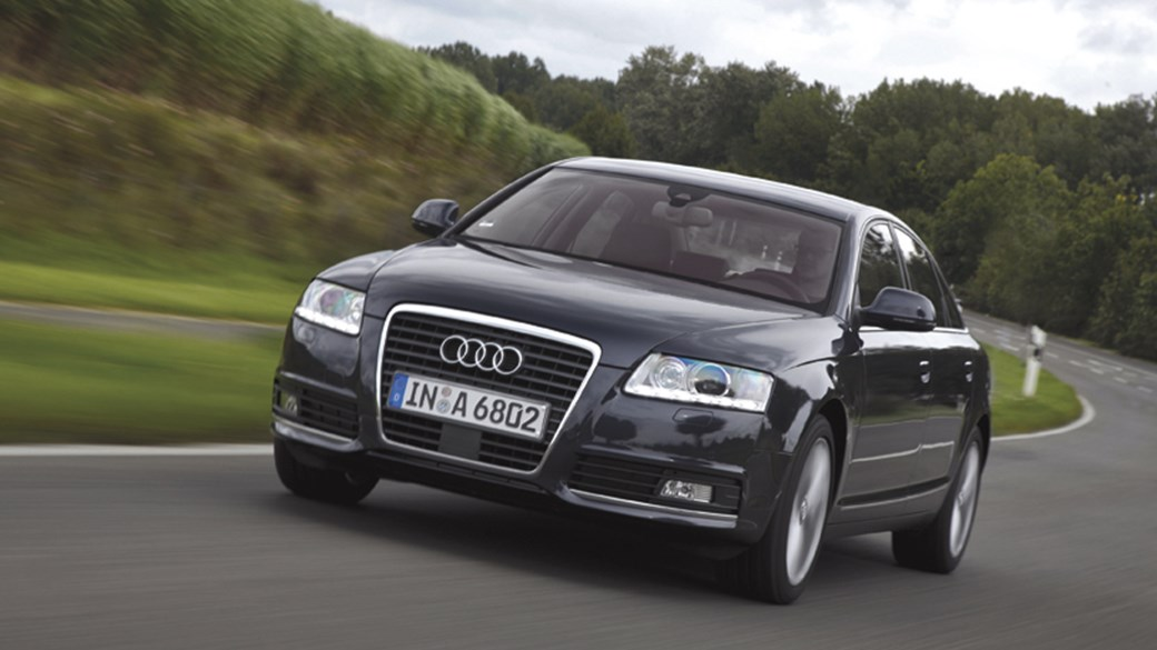 Image Gallery 2008 Audi A6