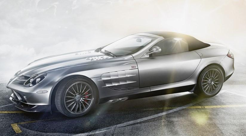 Mercedes Slr Mclaren Amg. New Mercedes SLR McLaren