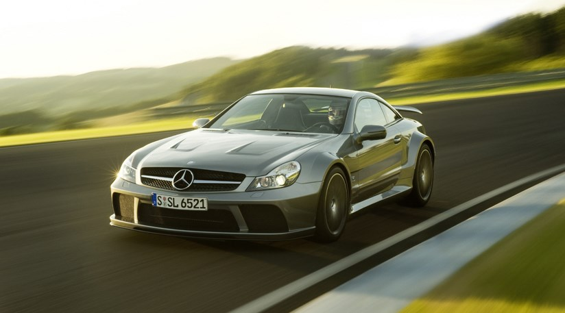 Mercedes Sl65 Amg Black Series 2008 Car Review And Video