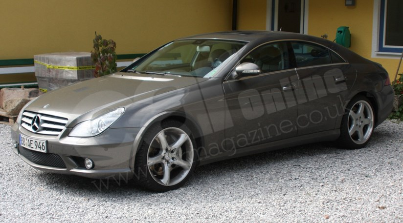 next gen mercedes cls 2010 the full story car magazine. Black Bedroom Furniture Sets. Home Design Ideas