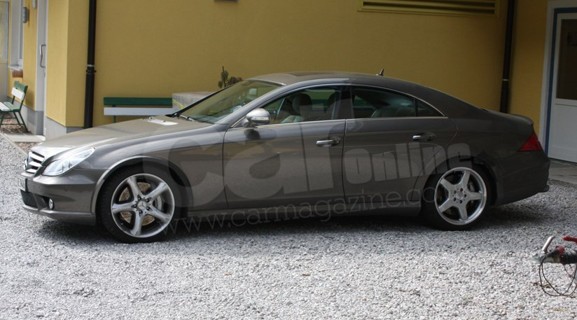 Next-gen Mercedes CLS (2010): the full story | Secret New Cars | Car
