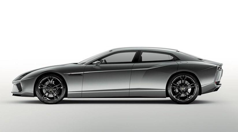 New Lamborghini Estoque saloon concept revealed by CAR Magazine