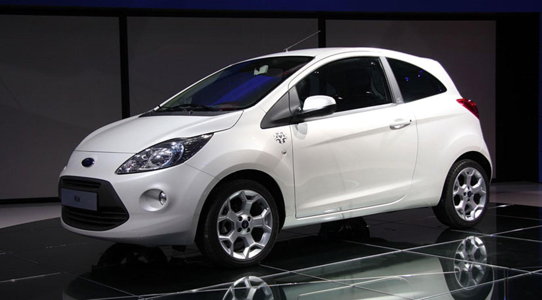 Ford Ka Is It A Little Bit Too Identikit Fiat European Small Car