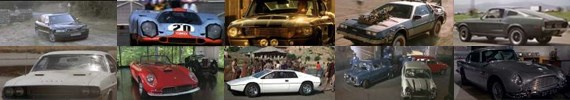 Cars in movies