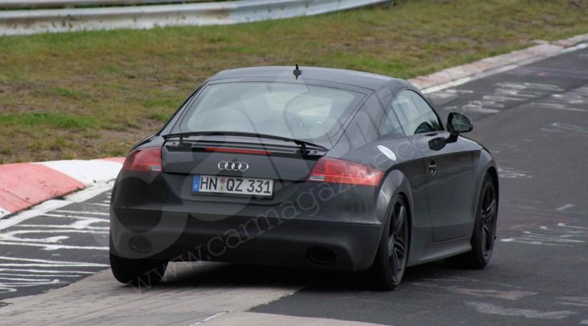 Audi TT-RS, Audi TT-RS Roadster