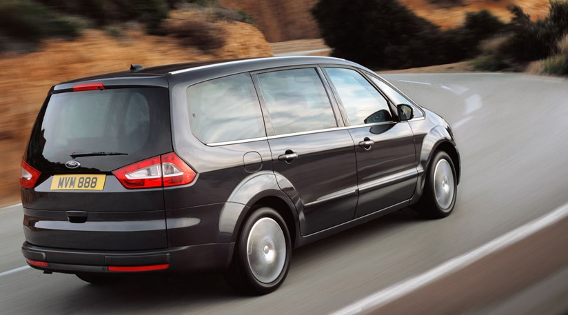 ford galaxy 2 0 tdci ghia 2008 review car magazine. Black Bedroom Furniture Sets. Home Design Ideas