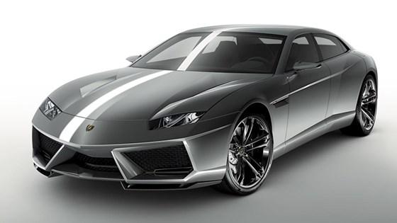 Lamborghini Estoque Interior Lamborghini Estoque The