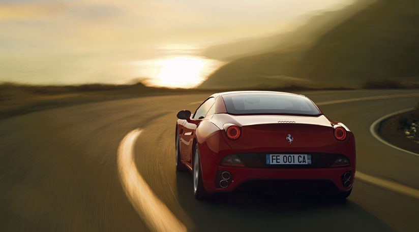 ferrari california 2008 real time car review blog car magazine