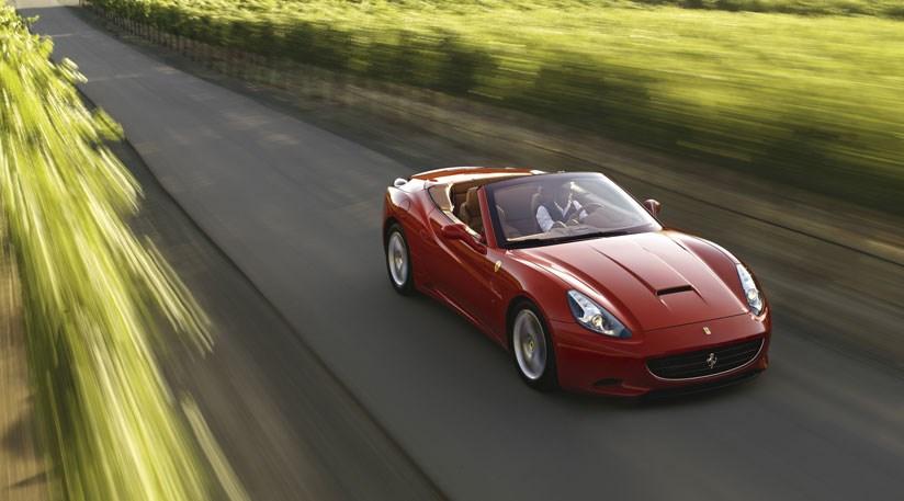 Ferrari California 2008 Real Time Car Review Blog Car