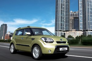 Kia Soul photos
