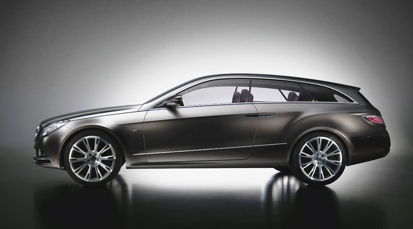 mercedes e class coupe 2009 revealed by car magazine. Black Bedroom Furniture Sets. Home Design Ideas