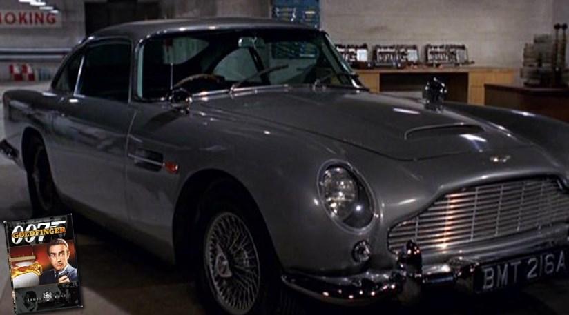 Aston Martin Db5 Goldfinger Car Magazine