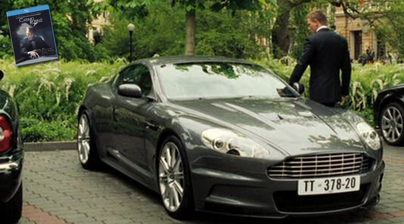 Aston Martin DBS - Casino Royale | CAR Magazine