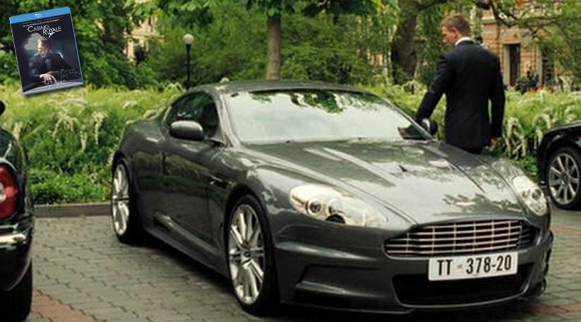 Aston Martin Casino Royale