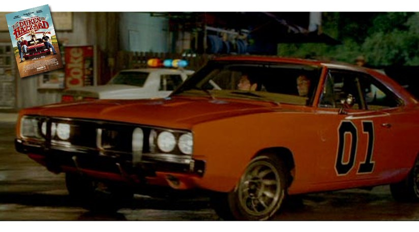 dodge charger dukes of hazzard by car magazine. Black Bedroom Furniture Sets. Home Design Ideas