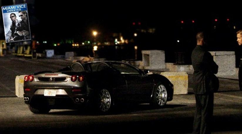 Ferrari F430 Spider Miami Vice Car Magazine