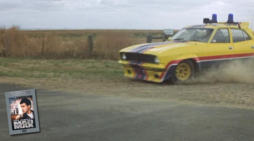 Ford Falcon Mad Max by CAR Magazine