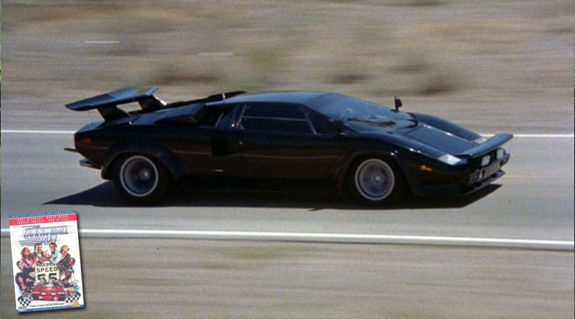 Lamborghini Countach   Cannonball Run ...