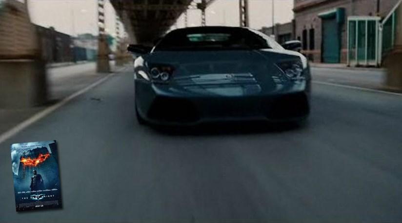 Lamborghini murcielago batman