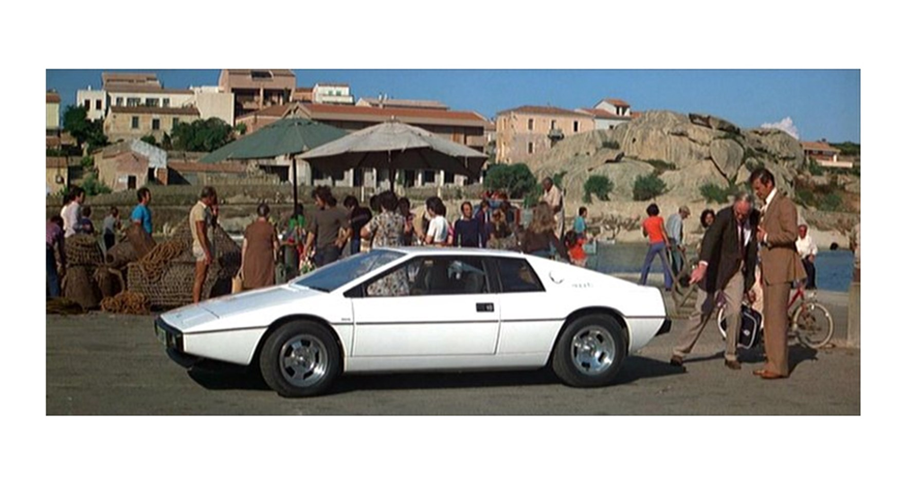 Lotus Esprit The Spy Who Loved Me By Car Magazine