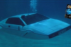 Lotus Esprit - The Spy Who Loved Me
