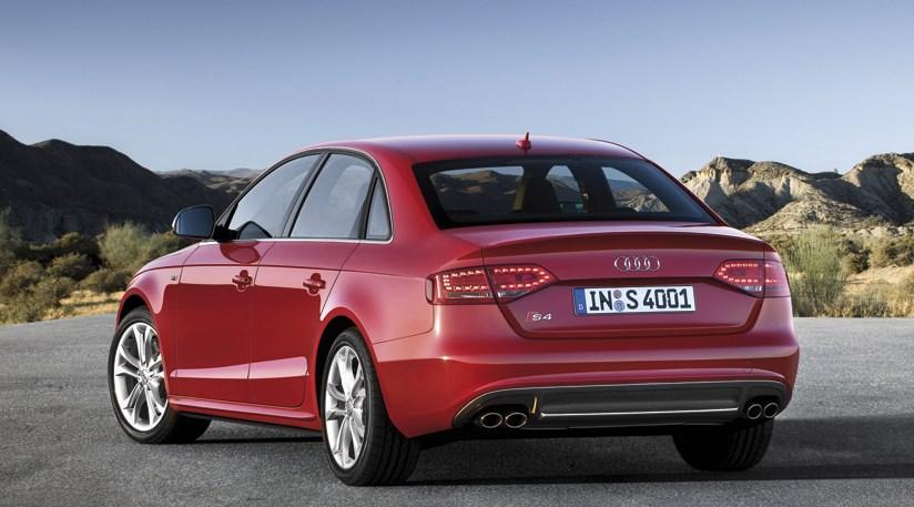 Audi S Saloon Review CAR Magazine - 2004 audi s4 review