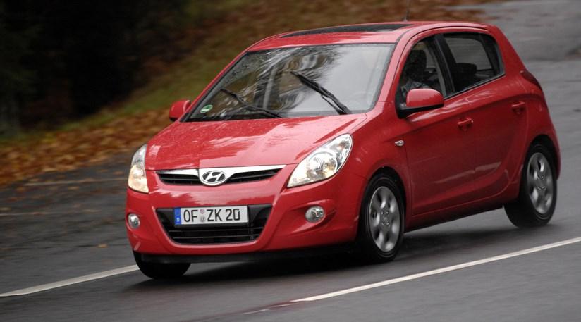 Hyundai I20 2008 Car Review And Video Car Magazine