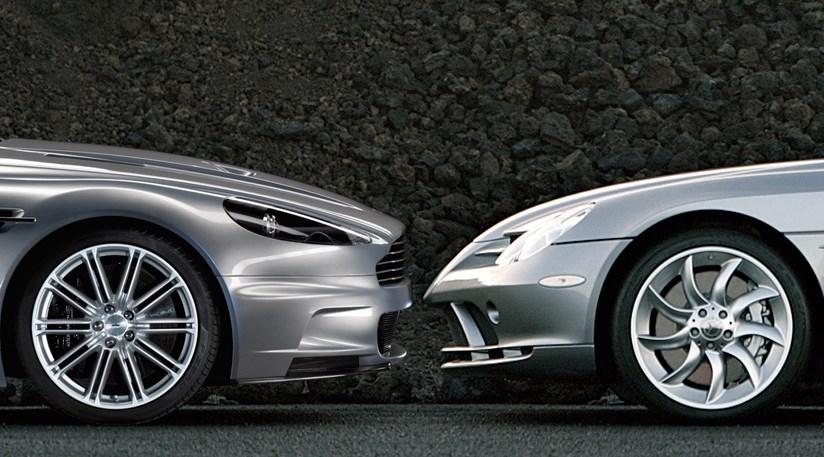 aston martin and mercedes 'to strike €300m deal' | car magazine