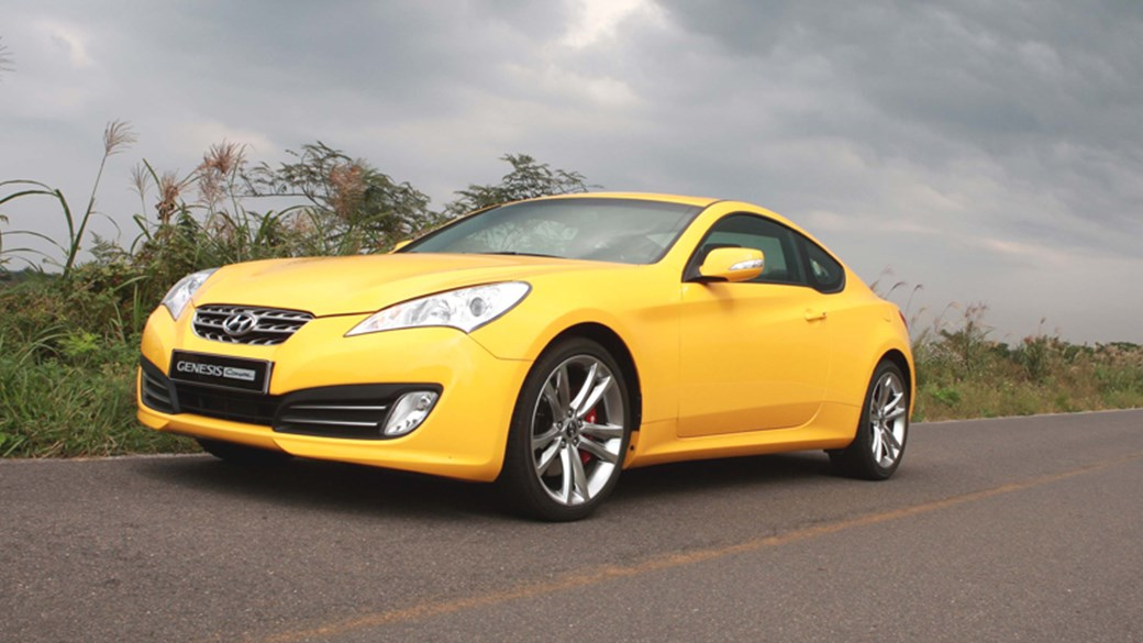 Hyundai Genesis Coupe (2008) CAR Review And Video