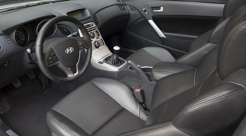 ... Hyundai Genesis Coupe (2008) CAR Review ...