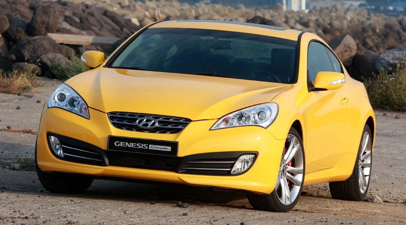 Elegant ... Hyundai Genesis Coupe (2008) CAR Review