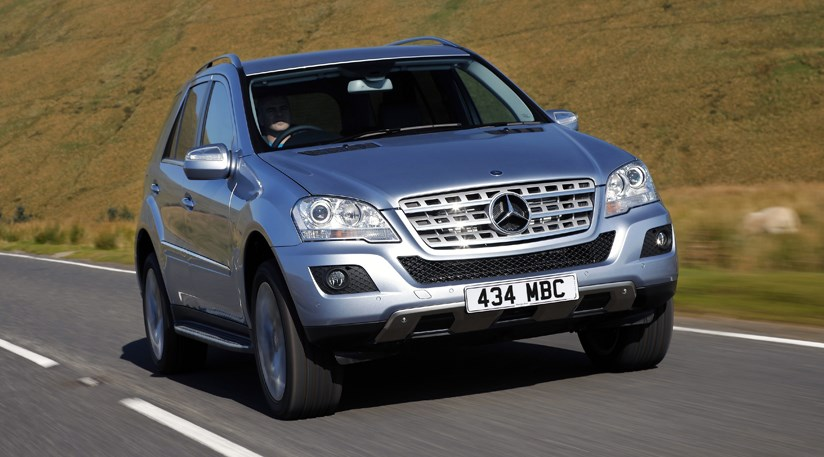 mercedes ml320 cdi sport facelift 2008 review by car magazine. Black Bedroom Furniture Sets. Home Design Ideas