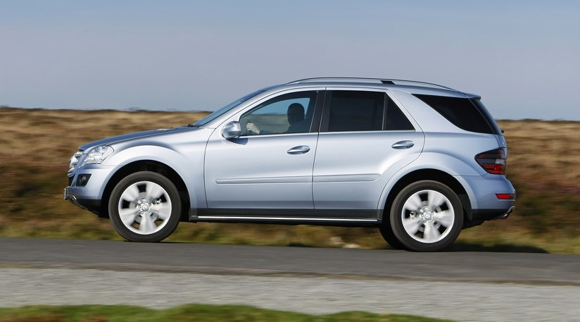 Mercedes ml320 specification