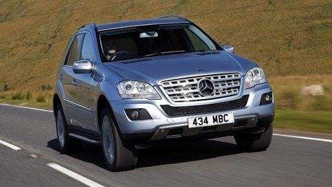 Mercedes Ml320 Cdi Sport Facelift 2008 Review Car Magazine