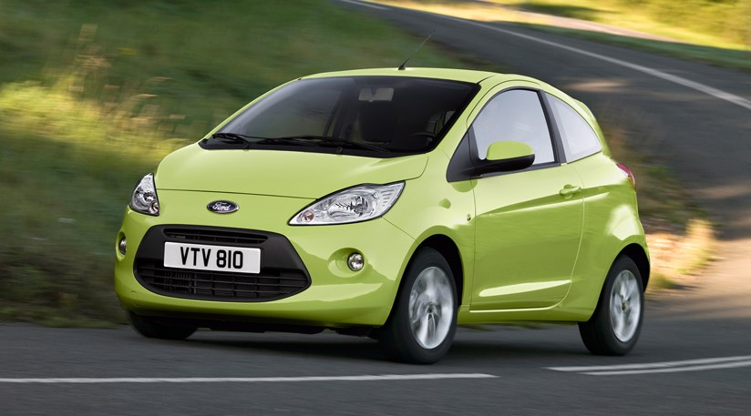 Ford Ka Zetec  Review