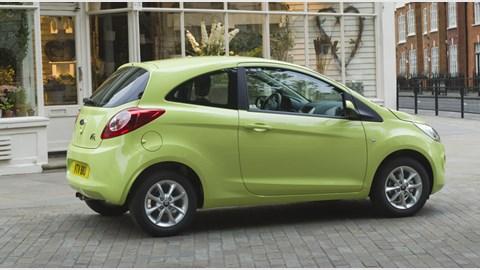 Ford Ka Zetec  Car Review