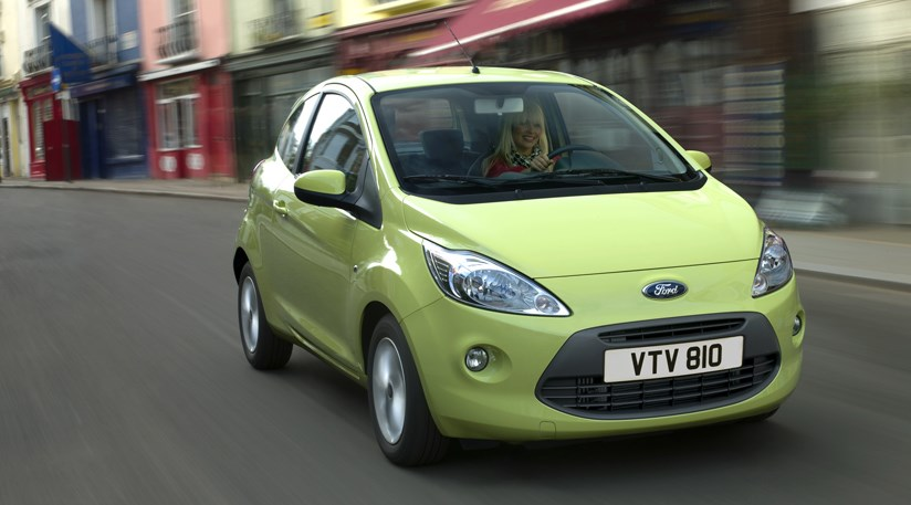 Ford Ka Zetec  Car Review